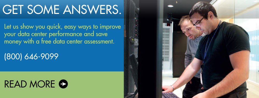 Free data center assessment