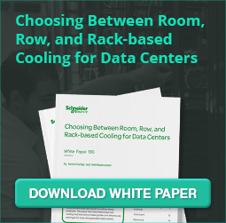 Choosing Between Room, Row, and Rack-based Cooling for Data Centers