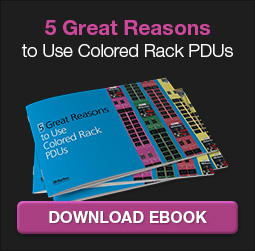 5 Great Reasons to Use Colored Rack PDUs