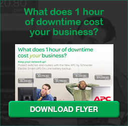 What Does 1 Hour of Downtime Cost Your Business?